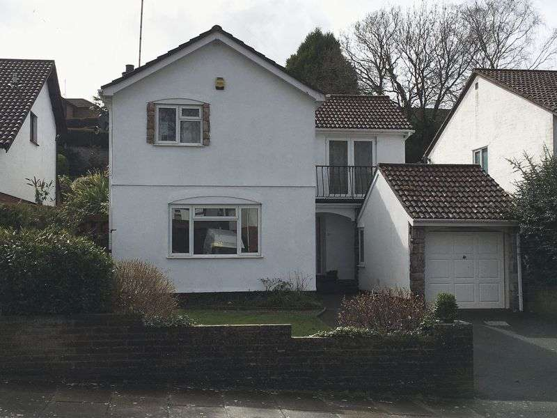 4 Bedrooms Property for sale in Oak Tree Drive, Newton Abbot