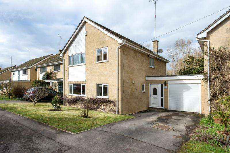 4 Bedrooms Detached House for sale in Brook Hill, Woodstock, Oxfordshire