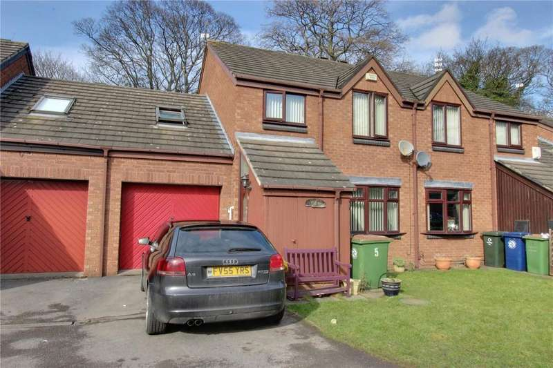 3 Bedrooms Semi Detached House for sale in Coach House Mews, Normanby