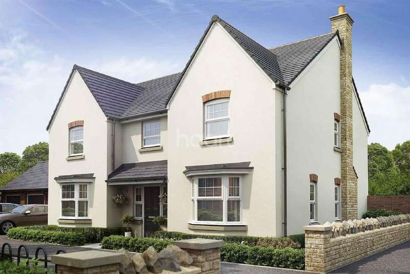 5 Bedrooms Detached House for sale in Plot 87, The Mappelton, Monmouth