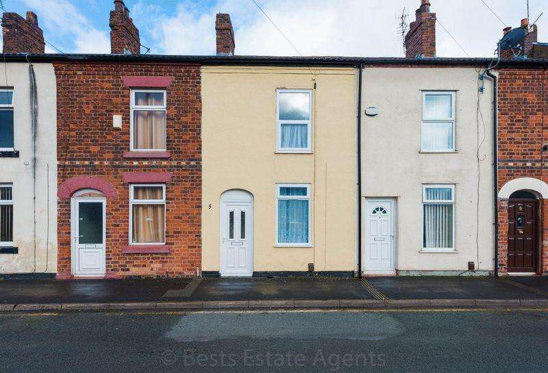 2 Bedrooms Terraced House for sale in Mersey View, Weston Point, Runcorn