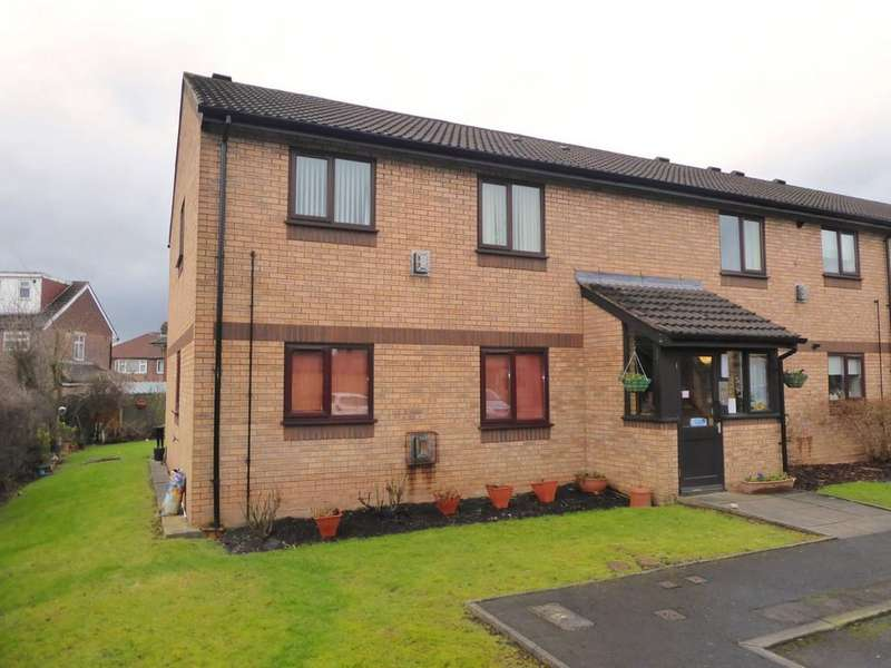 2 Bedrooms Apartment Flat for sale in Galloway Court, Pudsey