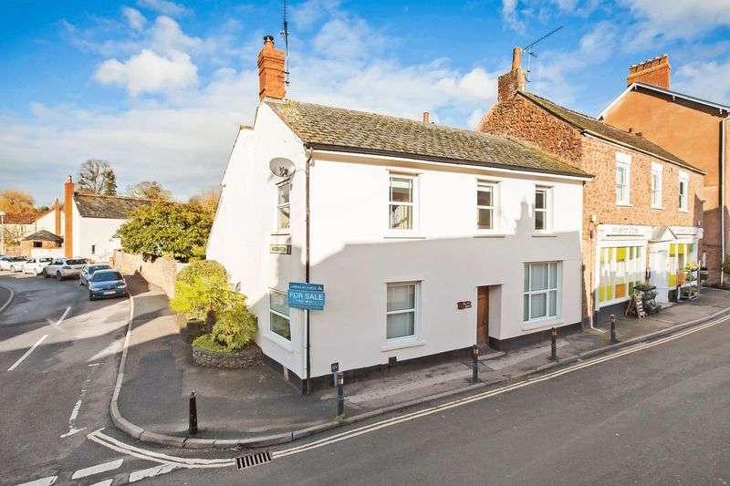 4 Bedrooms Property for sale in Sand Street, Milverton