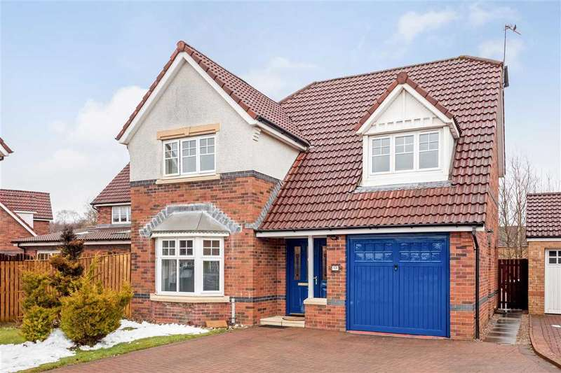 4 Bedrooms Detached House for sale in Marlach Place, Crookston, GLASGOW
