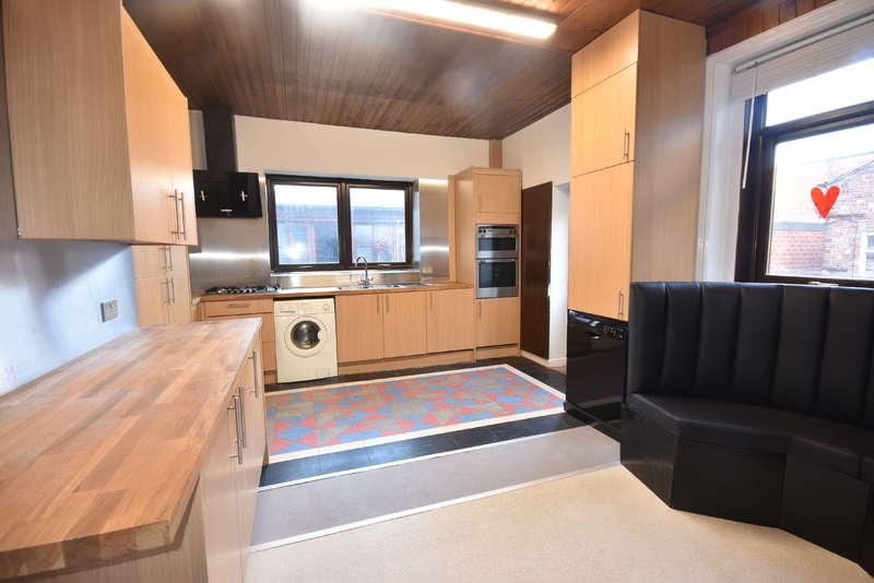 4 Bedrooms Town House for rent in Jesmond Road, Jesmond, Newastle Upon Tyne