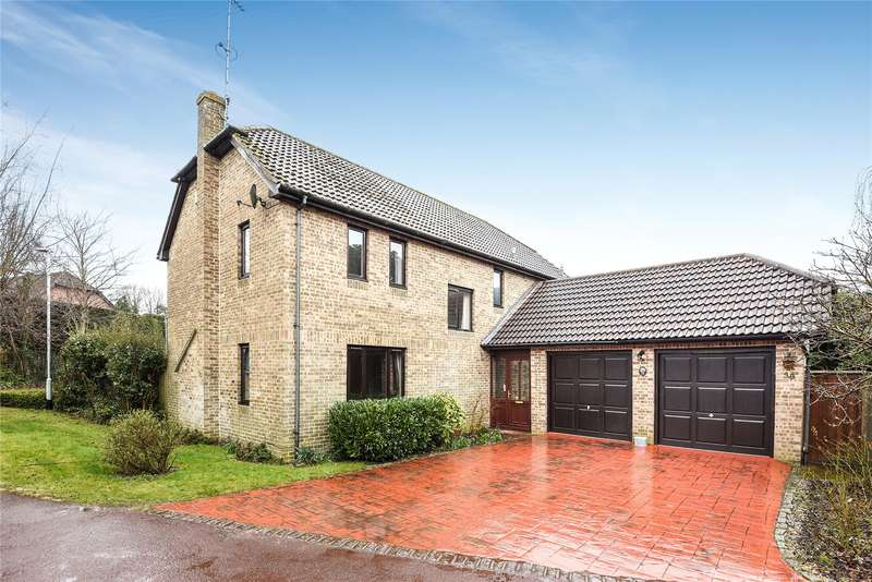4 Bedrooms Detached House for rent in Ashdale Park, Finchampstead, Wokingham, Berkshire, RG40