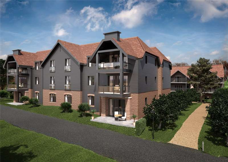 2 Bedrooms Flat for sale in Stanbridge Earls Village, Stanbridge Earls, Romsey, Hampshire, SO51