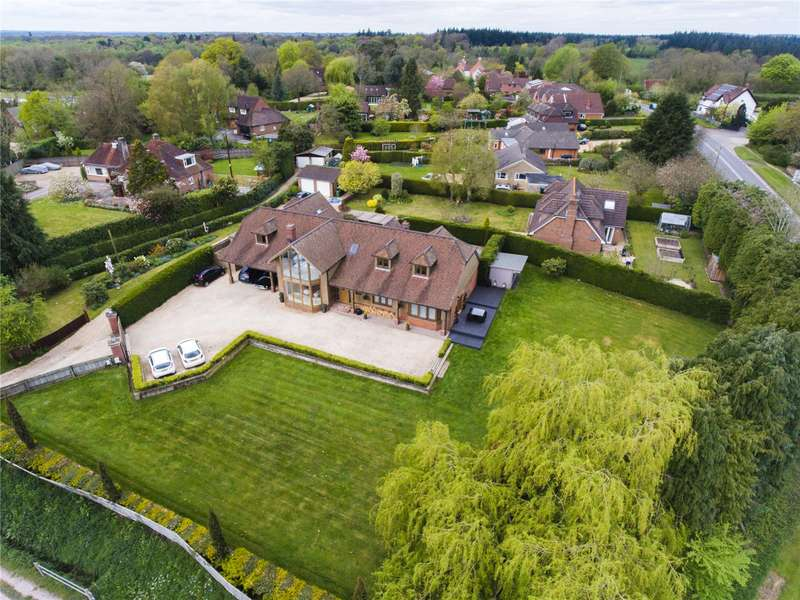 6 Bedrooms Detached House for sale in Pound Lane, Ampfield, Hampshire, SO51