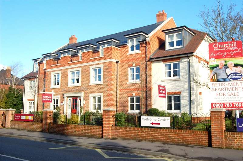 1 Bedroom Flat for sale in Christchurch Road, Ringwood, Hampshire, BH24