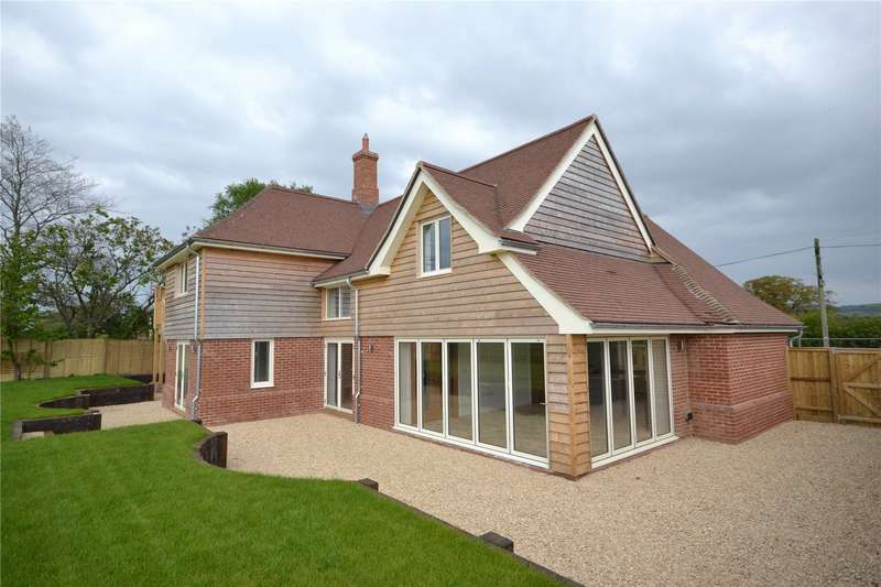4 Bedrooms Detached House for sale in Penn Hill, Bedchester, Shaftesbury, SP7