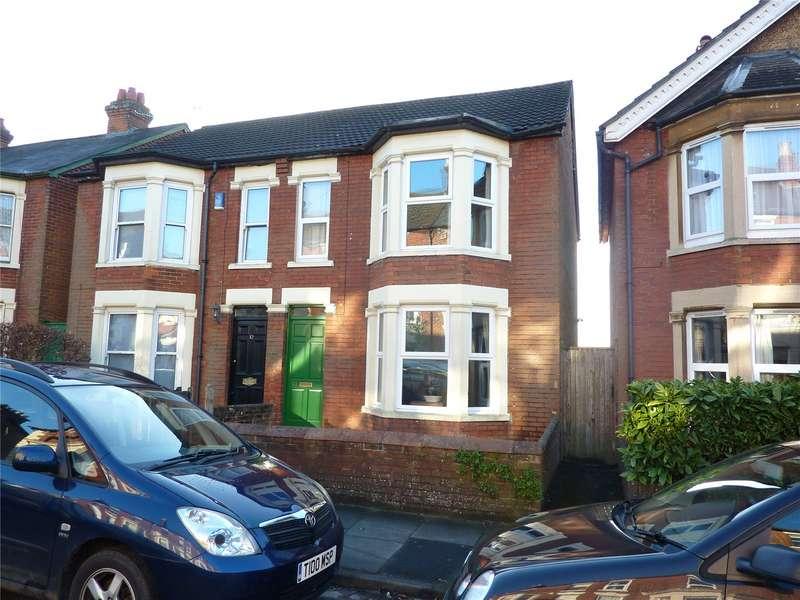 3 Bedrooms Semi Detached House for sale in Wyndham Road, Salisbury, Wiltshire, SP1