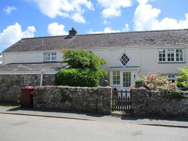 4 Bedrooms End Of Terrace House for sale in Diamond Villas, Cosheston, Pembroke Dock