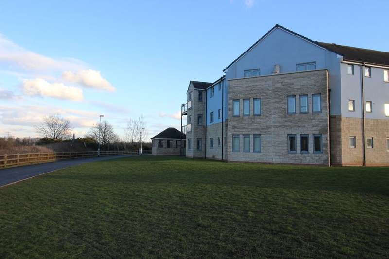 2 Bedrooms Flat for rent in Cromwell Ford Way, Blaydon-On-Tyne, NE21