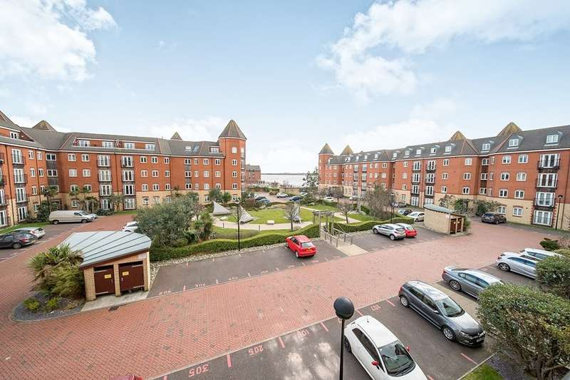 2 Bedrooms Flat for sale in Quebec Quay, Liverpool, L3