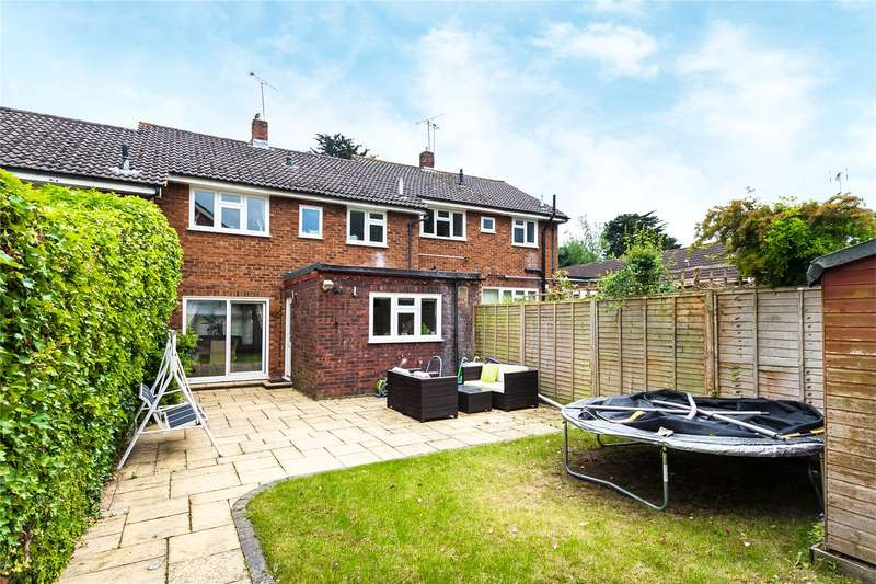 3 Bedrooms Terraced House for sale in Temple Mead Close, Stanmore, HA7