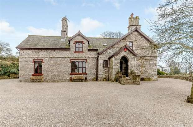 4 Bedrooms Detached House for sale in Scales, Ulverston, Cumbria