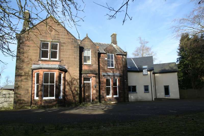6 Bedrooms Detached House for sale in Lockerbie Road, Dumfries, DG1