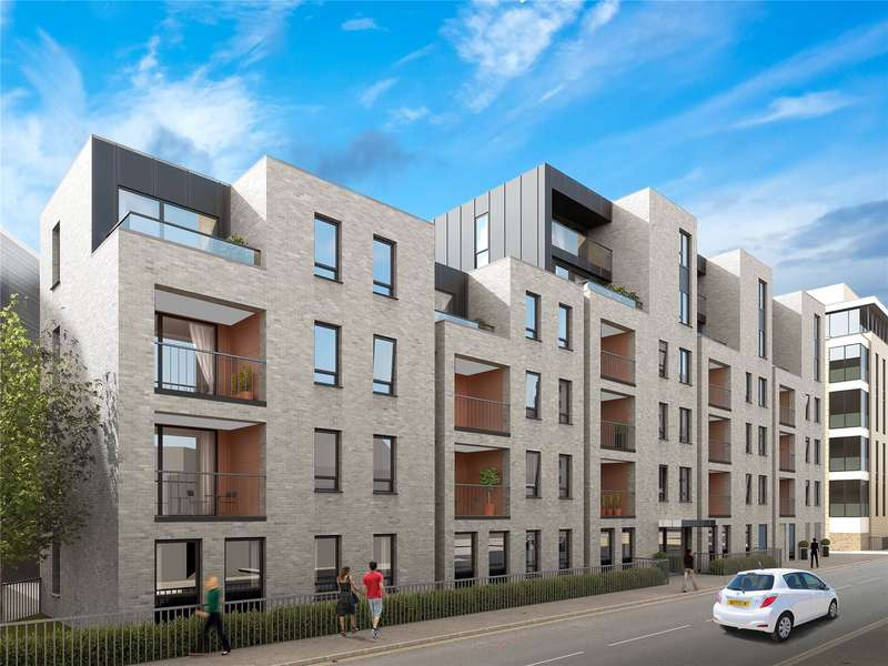 1 Bedroom Flat for sale in Woodford Road, Watford, Hertfordshire, WD17