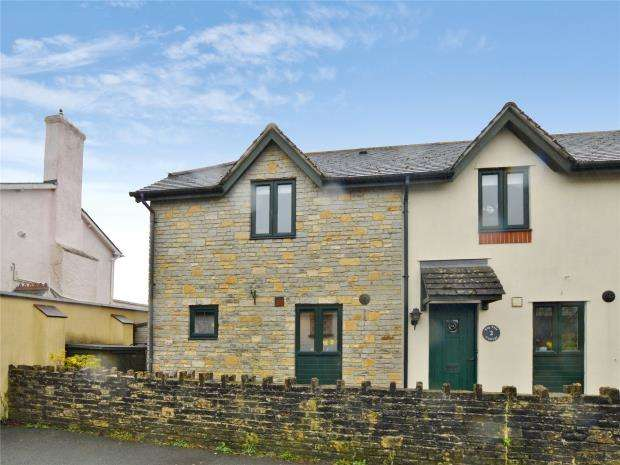 3 Bedrooms End Of Terrace House for sale in Osborn Close, Ipplepen, Newton Abbot, Devon