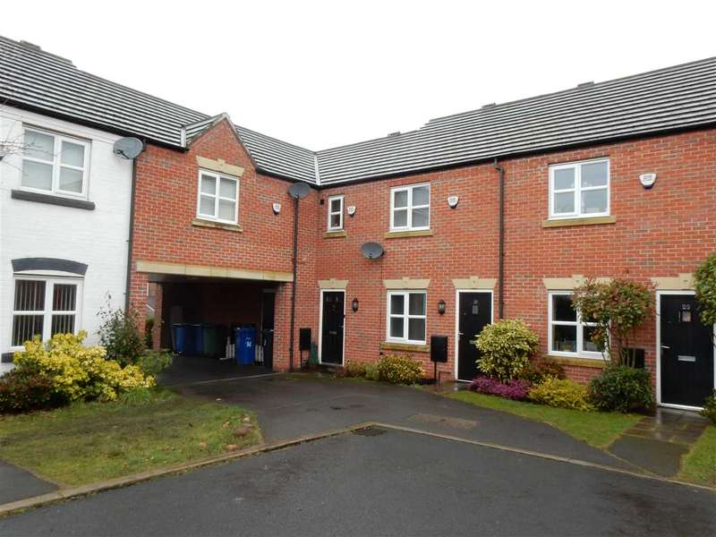 2 Bedrooms Mews House for sale in Adamson Close, Edgewater Park, Warrington