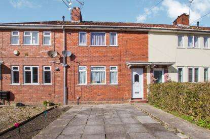 3 Bedrooms Terraced House for sale in Selkirk Road, Kingswood, Bristol