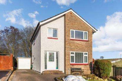 3 Bedrooms Detached House for sale in Lorn Place, Kirkintilloch, Glasgow, East Dunbartonshire
