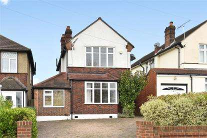 4 Bedrooms House for sale in Crouch Croft, London