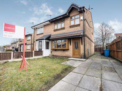 3 Bedrooms Semi Detached House for sale in Ridyard Street, Little Hulton, Manchester, Greater Manchester