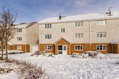2 Bedrooms Flat for sale in Stirrat Crescent, Paisley