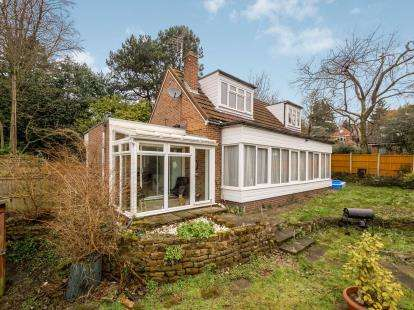 4 Bedrooms Detached House for sale in The Crescent, Alexandra Park, Nottingham, Nottinghamshire