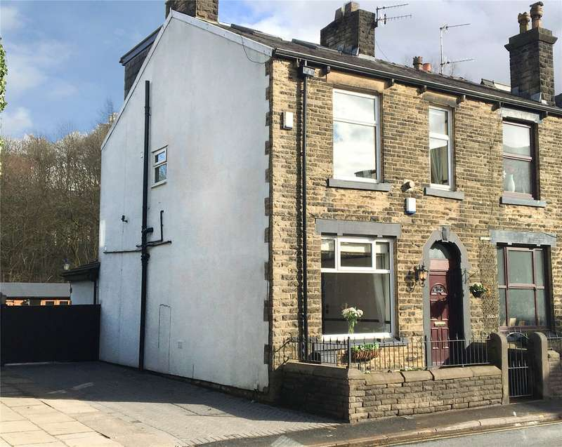 4 Bedrooms End Of Terrace House for sale in High Street, Uppermill, Saddleworth, OL3