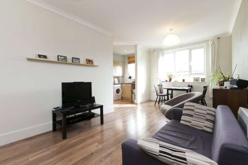 1 Bedroom House for sale in Jacaranda Grove, Hackney, E8