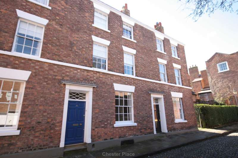 3 Bedrooms Town House for rent in Abbey Street, Chester