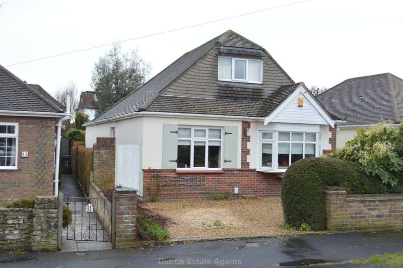 3 Bedrooms Detached Bungalow for sale in Chester Crescent, Lee On The Solent