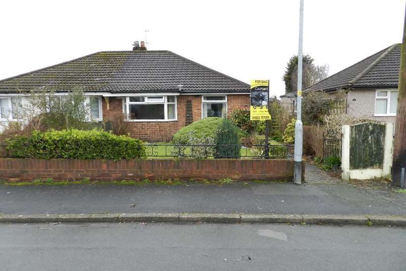 2 Bedrooms Bungalow for sale in Avon Road, Culcheth, Warrington, Cheshire, WA3 5DT