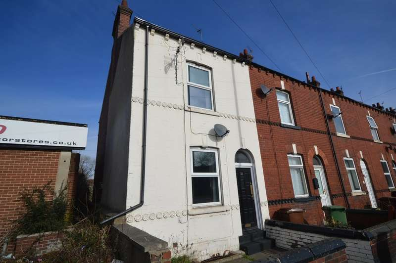 2 Bedrooms End Of Terrace House for sale in Dewsbury Road, Wakefield