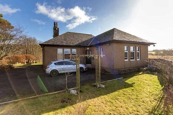 3 Bedrooms Detached House for sale in Lot 2 Roughdyke Cottage, By Mauchline, East Ayrshire, KA5