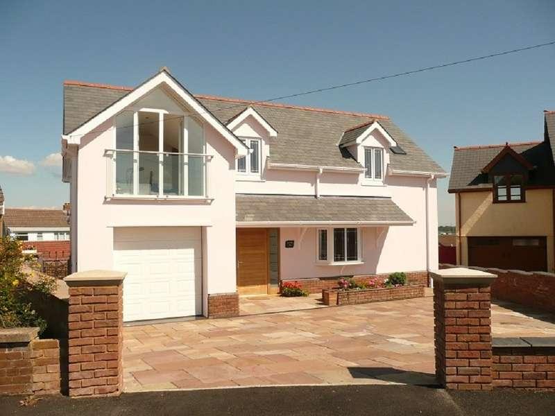 4 Bedrooms Detached House for sale in Hillcrest, Pen-Y-Fai, Bridgend