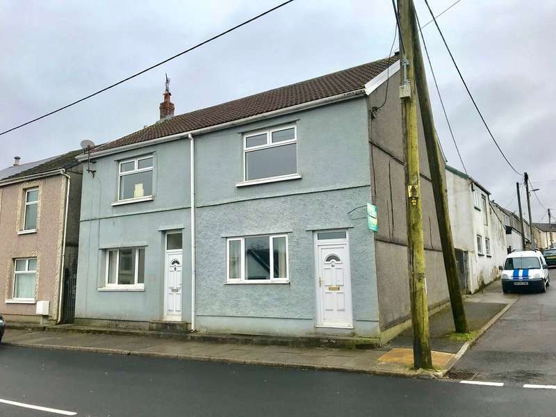 4 Bedrooms Detached House for sale in Main Road, Dyffryn Cellwen, Neath