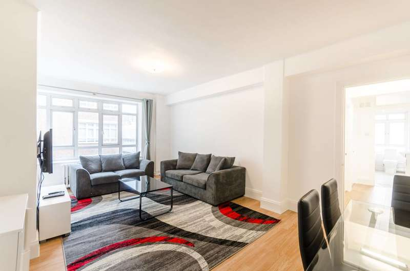2 Bedrooms Flat for sale in Portsea hall, Hyde Park Estate, W2