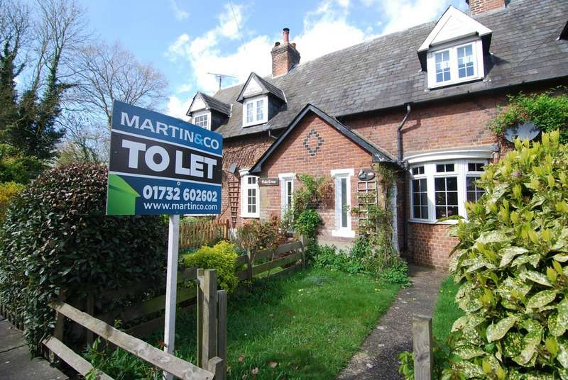 2 Bedrooms Property for rent in Chiddingstone Causeway TN11