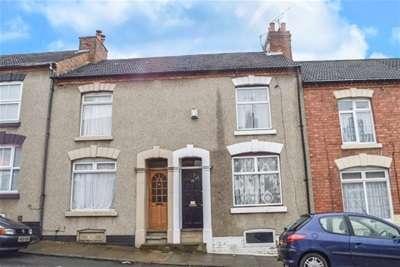3 Bedrooms Terraced House for rent in Gordon Street, Northampton, NN2