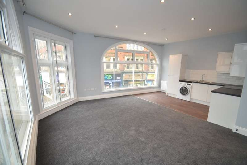 2 Bedrooms Flat for rent in Montagu Street, Kettering, NN16