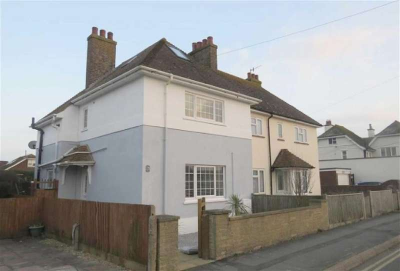 3 Bedrooms Semi Detached House for sale in Roderick Avenue, Peacehaven