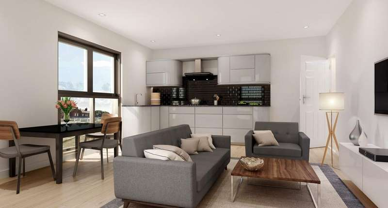 1 Bedroom Apartment Flat for sale in Abode
