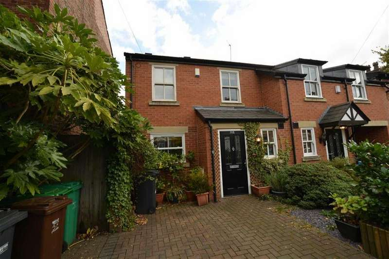 3 Bedrooms End Of Terrace House for rent in Whitelow Road, Chorlton, Manchester