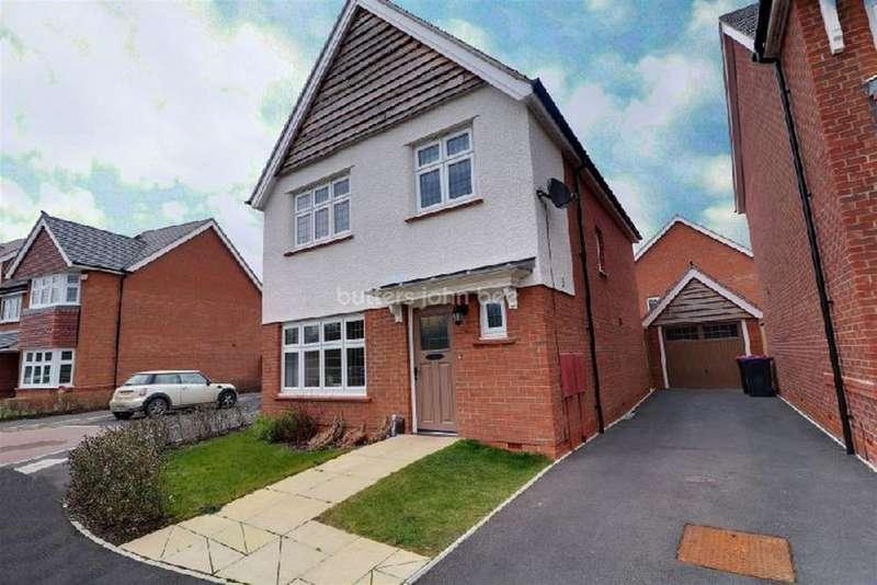 3 Bedrooms Detached House for sale in Way Field, Leegomery, Telford
