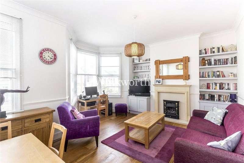 3 Bedrooms Flat for sale in Wightman Road, London, N8