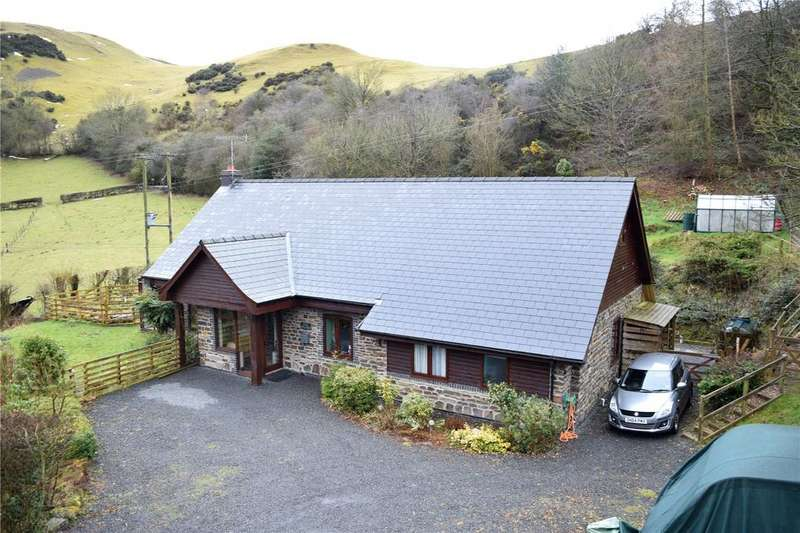 4 Bedrooms Bungalow for sale in Old Churchstoke, Montgomery, Powys