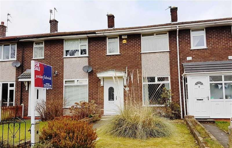 3 Bedrooms Terraced House for sale in Nantwich Way, Handforth